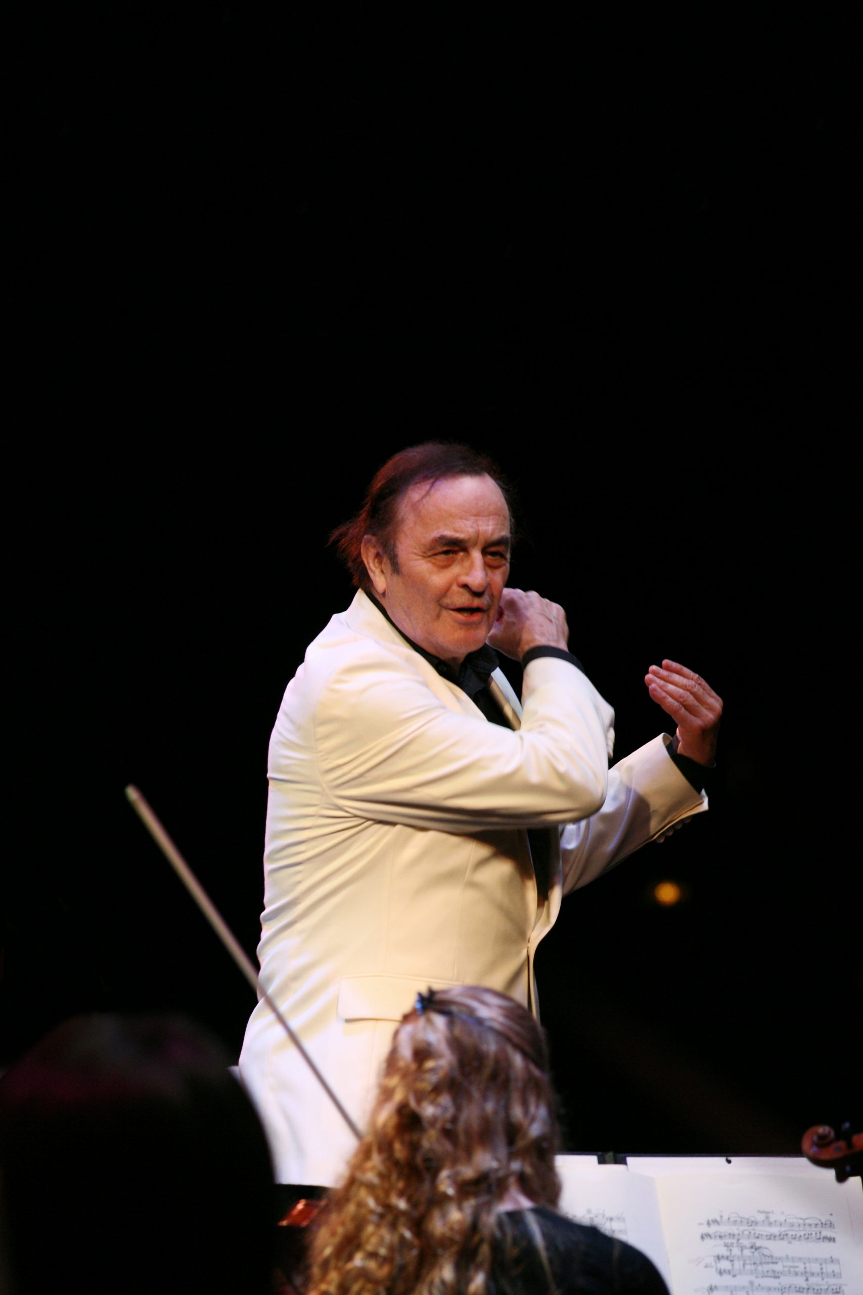 Charles Dutoit and                      Slovenian Philharmonic Orchestra
