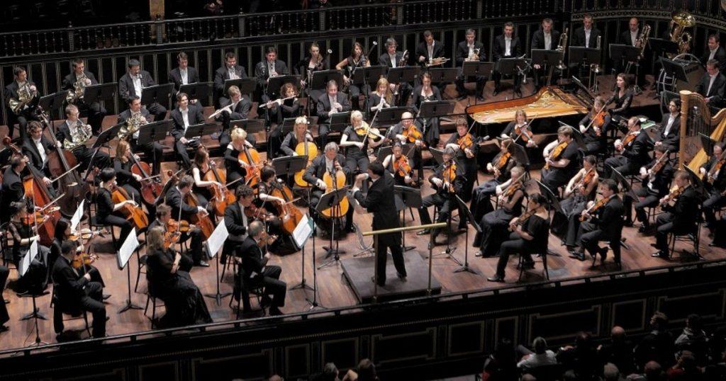 Concerto Budapest. Foto Zeneakadémia
