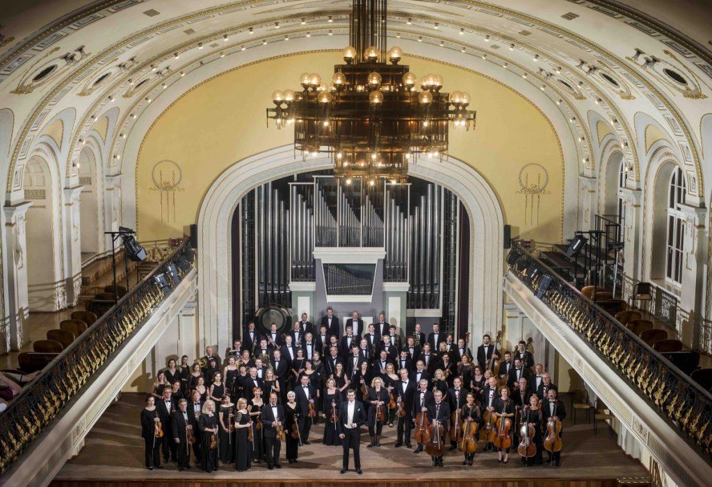 Lithuanian National Symphony Orchestra. Foto D. Matvejev
