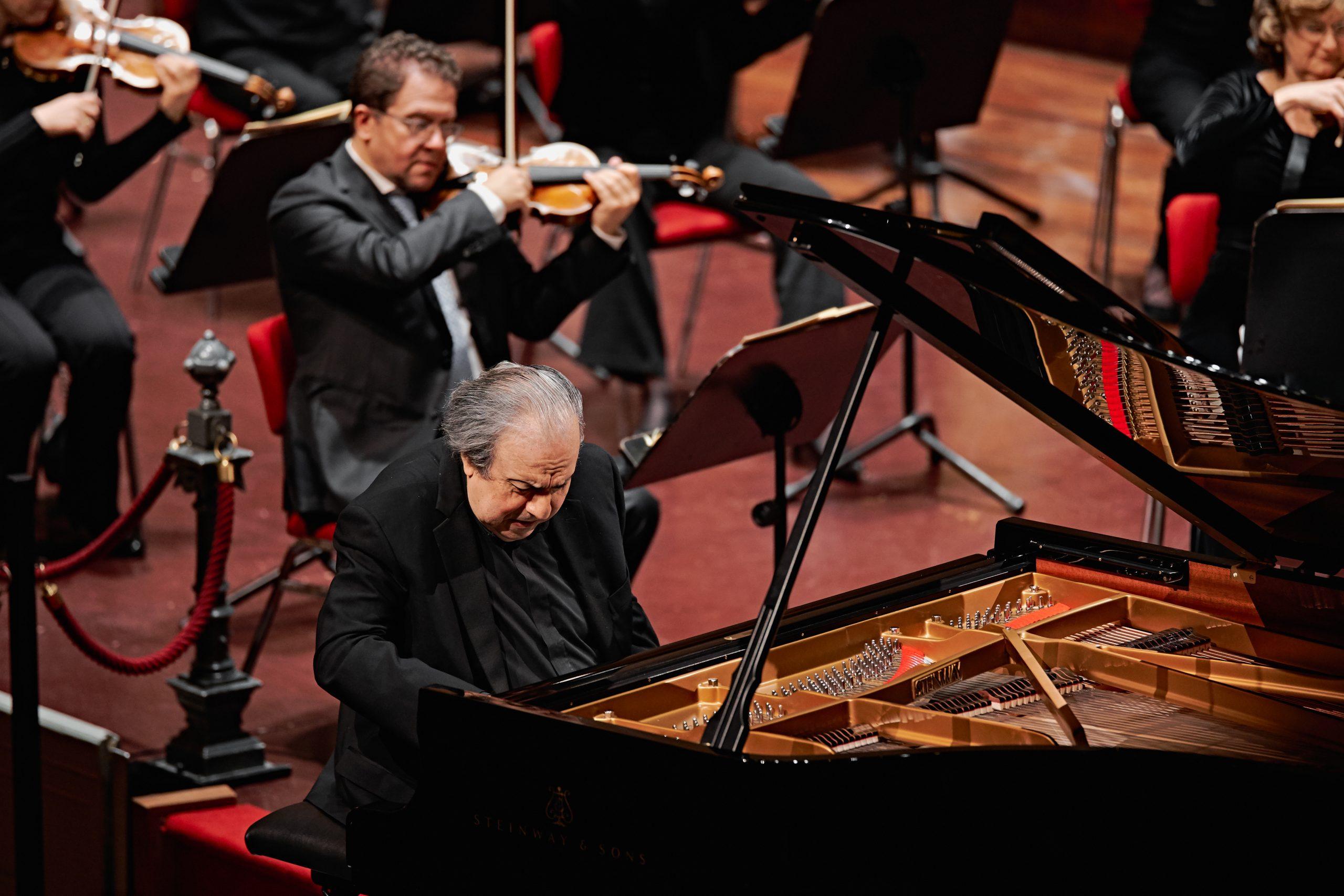 Concert-<br/>gebouworkest and Yefim Bronfman
