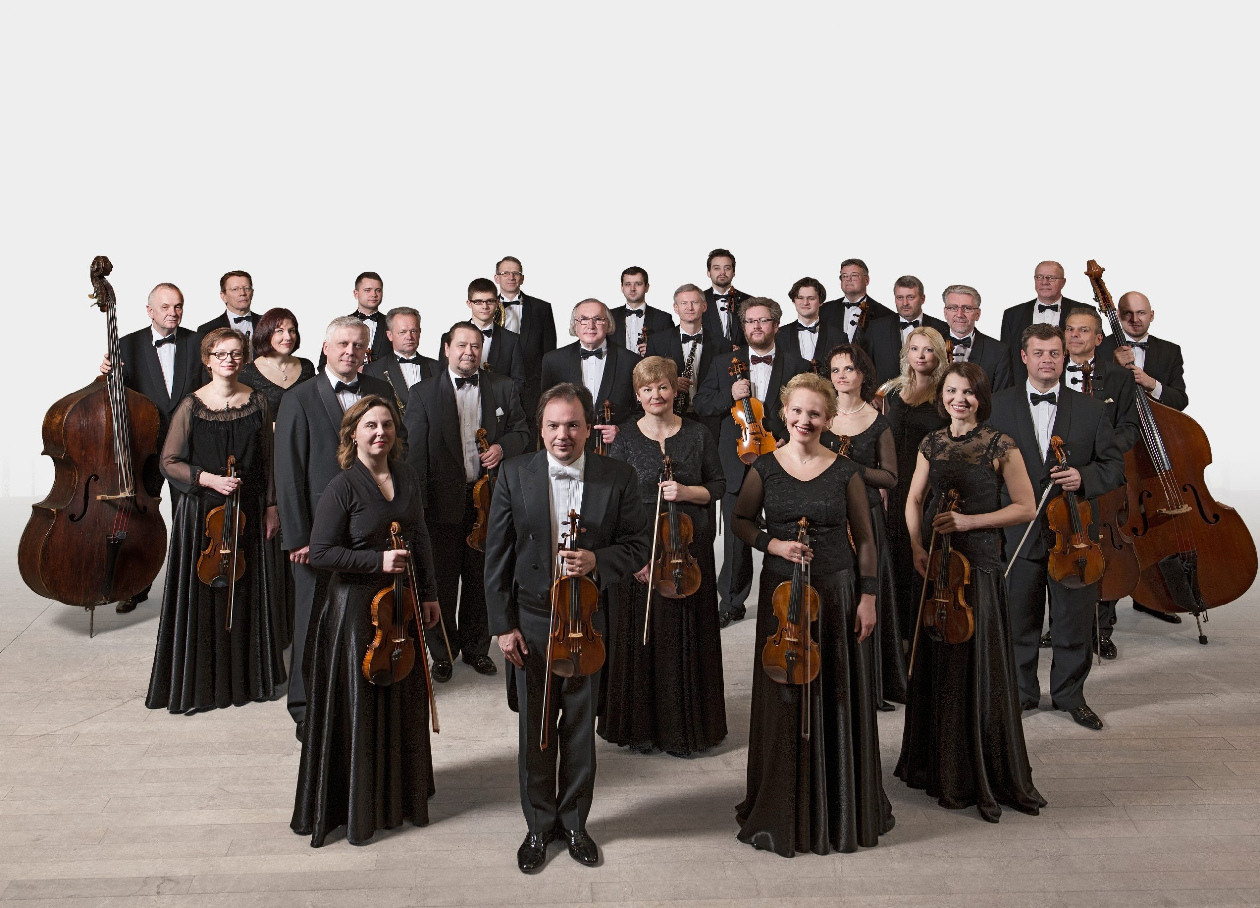 Lithuanian Chamber Orchestra and Sergej Krylov